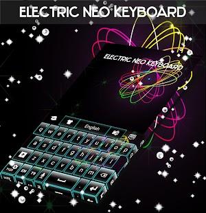 Elektrická klávesnice Neo - náhled