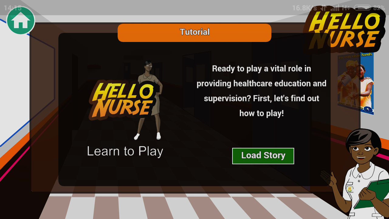 Hello Nurse!- screenshot