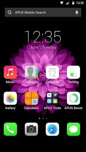 OS Plus theme for APUS