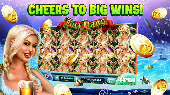 Gold Fish Casino Slots – Free Online Slot Machines Apk Download For Android and iPhone 4