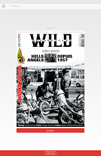 Wild Motorcycles - náhled