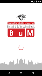 BUM tematikus utcák - náhled