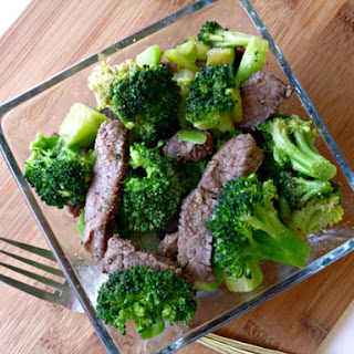 Broccoli and Beef Stir Fry (Soy, Wheat, and Corn Free)