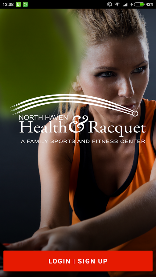 North Haven Health & Racquet- screenshot