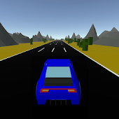 Pixel Driver - Fast paced infinite driving (Unreleased)