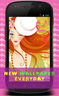 Girly Wallpaper Collections - náhled