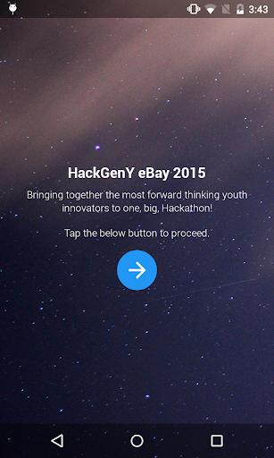 HackGenY eBay 2015