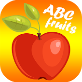 ABC Alphabet Learning Fruits