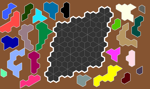 Tile Jigsaw screenshot 1