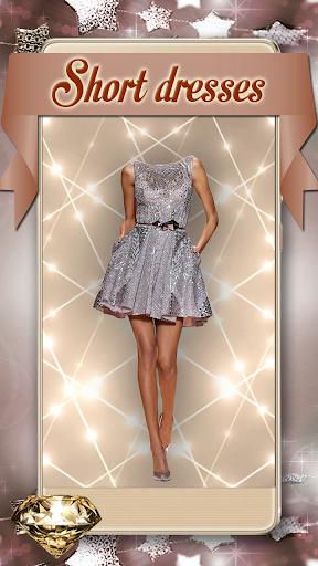 Short Dress Girl Photo Montage 1.25 screenshots 1