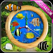 Aquarium Clock