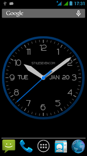 Modern Clock for Android-7 - náhled