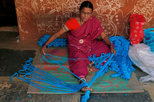 Lambani Embroidery: Activities in Sandur Kushala Kala Kendra