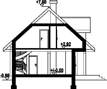 Świdnica dw 17 - Przekrój