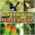 Suara Kicau Burung Terlengkap MP3 Offline icon