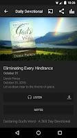 Screenshot of Derek Prince Ministries
