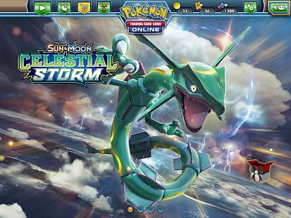 Pokémon TCG Online poster