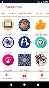 24MP News App - náhled
