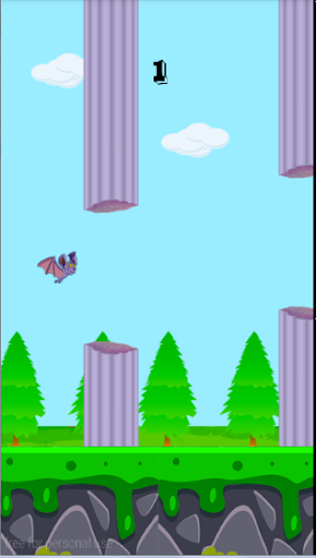 Flying Bat Adventure