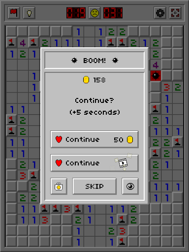 Minesweeper Classic: Retro screenshots 15