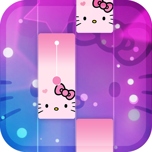Magic Cat Piano - Crazy Tiles Kitty Sound