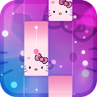 Magic Cat Piano - Crazy Tiles Kitty Sound icon