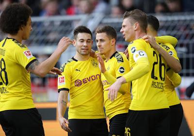 Dortmund prolonge un de ses joueurs pour la dernière fois