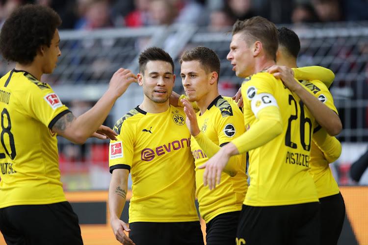 🎥 En larmes après la finale,un cadre de Dortmund tire sa révérence après 11 saisons au club