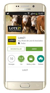 Lote21- screenshot thumbnail