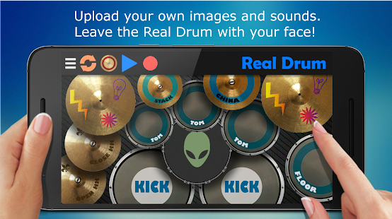 play Real Drum - The Best Drum Pads Simulator on pc & mac