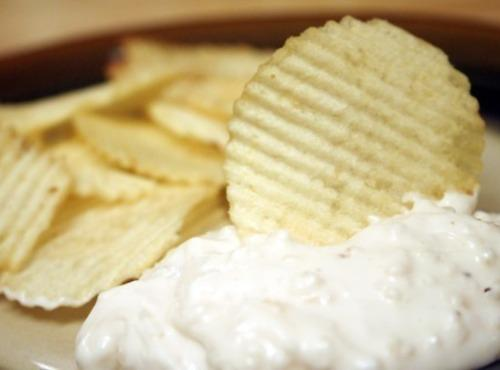 Mike's Famous Chip Dip Recipe