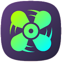 Phone Cooler - CPU Cooler Master (Speed Booster) icon