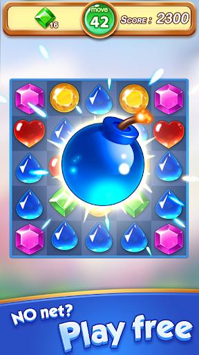 Jewel & Gem Blast - Match 3 Puzzle Game Apk 2