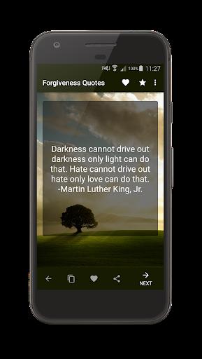 Forgiveness Quotes screenshot 13