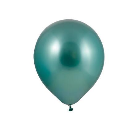 Ballonger - Grön krom