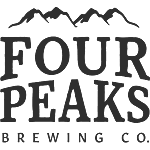 Logo for Four Peaks Brewery