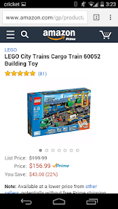 BrickGet - Best Lego Deals screenshot 7