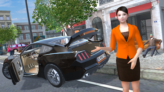 Muscle Car Simulator Mod Apk Download For Android and Iphone 4