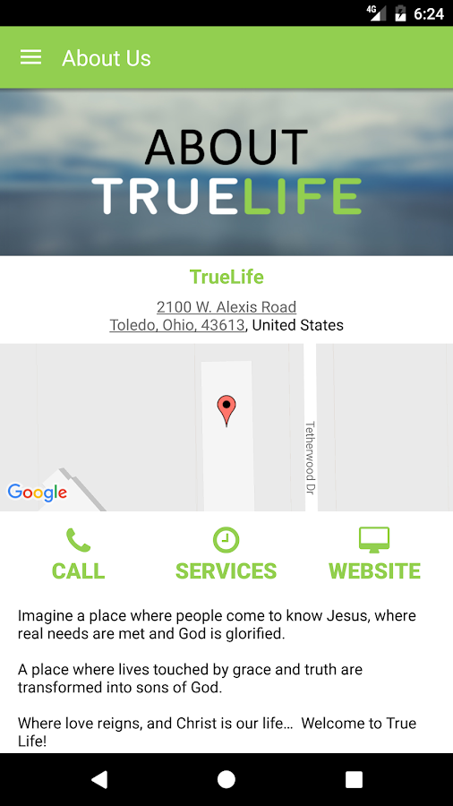 TrueLife Inc.- screenshot