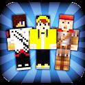 Ragazzi pelli per Minecraft PE icon