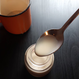 Vegan Coconut Milk Caramel Sauce.