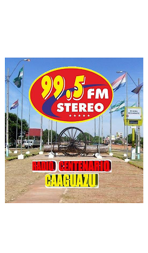 RADIO CENTENARIO CAAGUAZU