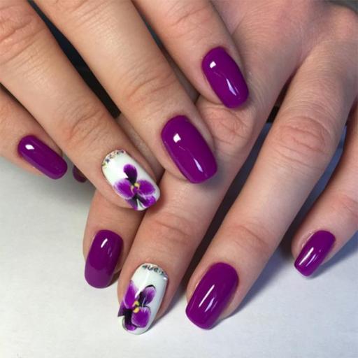 Capturas de pantalla de Tendencias de esmalte de uñas 4
