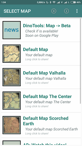 DinoTools: ARK Survival Map ss3
