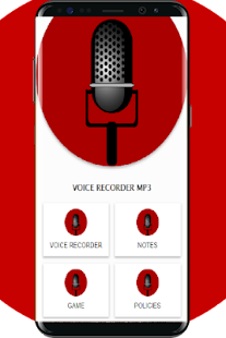 [Download Voice Record MP3 and editor PRO for PC] Screenshot 3