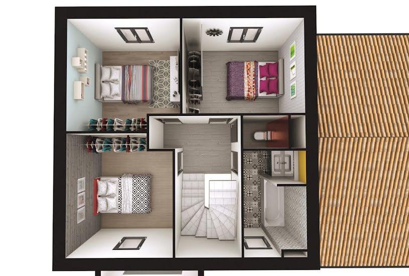Vente Terrain + Maison - Terrain : 485m² - Maison : 121m² à Gujan-Mestras (33470)