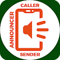Caller Name Announcer : Caller Name Talker icon