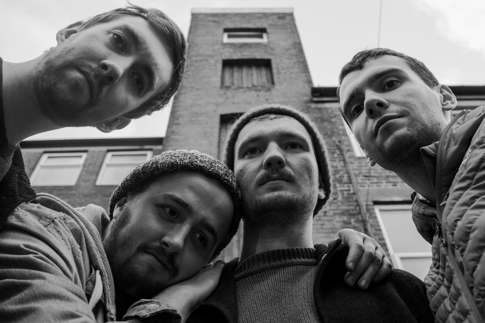 Sheffield / London based dark-indie four piece Dead Slow Hoot make us take a hard look at society with their latest single 'Taller Tree'