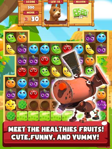android Tong Daeng Fruity Crush Screenshot 6