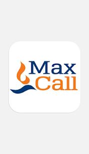 MAXCALL Dialer - náhled